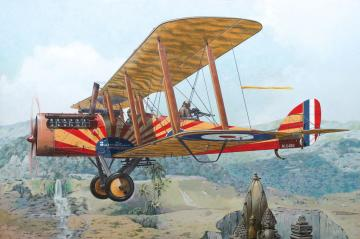 Airco (de Havilland) DH4w/ Puma · RD 430 ·  Roden · 1:48