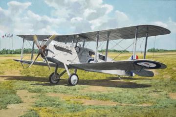 De Havilland DH-4a (passenger) · RD 431 ·  Roden · 1:48