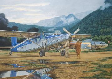 Pilatus PC-6C/H-2 Turbo-Porter · RD 440 ·  Roden · 1:48