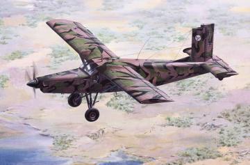 Pilatus PC-6B-2/H-2 Turbo-Porter · RD 443 ·  Roden · 1:48