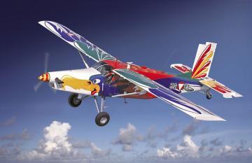 Pilatus PC-6/B1-H2 Turbo-Porter · RD 444 ·  Roden · 1:48