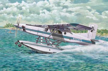 Pilatus PC-6 B2/H4 Turbo Porter Floatpl. · RD 445 ·  Roden · 1:48