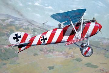 Albatros D.III (OAW) · RD 608 ·  Roden · 1:32