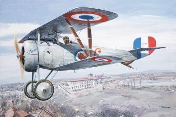 Nieuport 24bis · RD 611 ·  Roden · 1:32