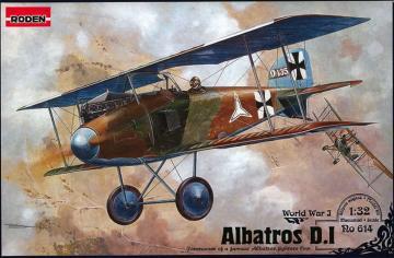 Albatros D.I · RD 614 ·  Roden · 1:32