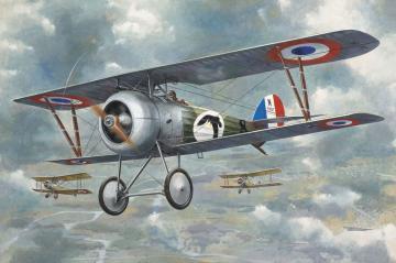Nieuport 24 · RD 618 ·  Roden · 1:32