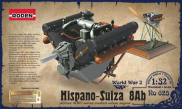 Hispano-Suiza 8Ab · RD 625 ·  Roden · 1:32