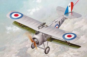 Nieuport 27 · RD 630 ·  Roden · 1:32