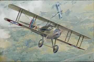 Spad XIIIc1 (Early) · RD 634 ·  Roden · 1:32