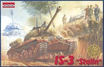 Is-3 · RD 701 ·  Roden · 1:72