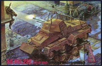 Sd.Kfz.232 Schwerer Panzerspähwagen · RD 704 ·  Roden · 1:72