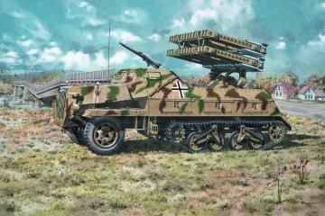 Sd.Kfz. 4/1 Panzerwerfer 42 (late) · RD 714 ·  Roden · 1:72