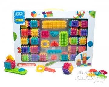 SEEKO Blocks Combo Cubes & Blocks - 140 Stück · SEE BA4005 ·  SEEKO BLOCKS