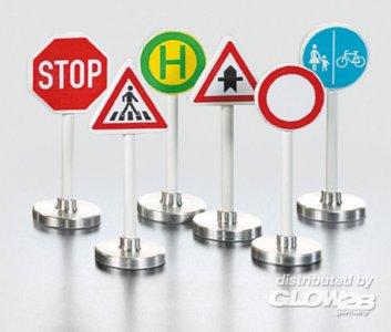 Verkehrszeichen · SIK 0857 ·  SIKU