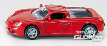 Porsche Carrera GT · SIK 1001 ·  SIKU