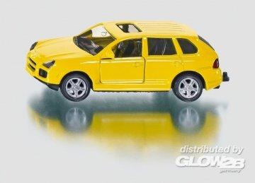 Porsche Cayenne Turbo · SIK 1062 ·  SIKU
