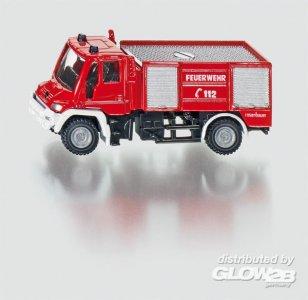 Unimog Feuerwehr · SIK 1068 ·  SIKU