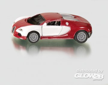 Bugatti EB 16.4 Veyron · SIK 1305 ·  SIKU