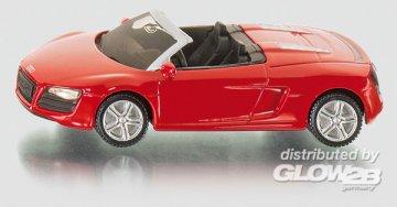 Audi R8 Spyder · SIK 1316 ·  SIKU