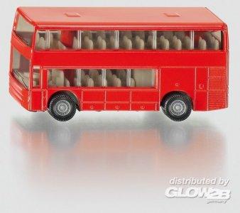 Doppelstock-Reisebus · SIK 1321 ·  SIKU