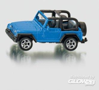 Jeep Wrangler · SIK 1342 ·  SIKU
