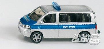 Polizei-Mannschaftswagen · SIK 1350 ·  SIKU