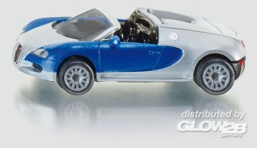 Bugatti Veyron Grand Sport · SIK 1353 ·  SIKU