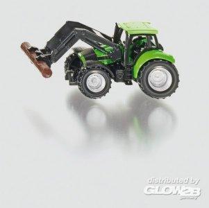 Traktor mit Baumstammgreifer · SIK 1380 ·  SIKU