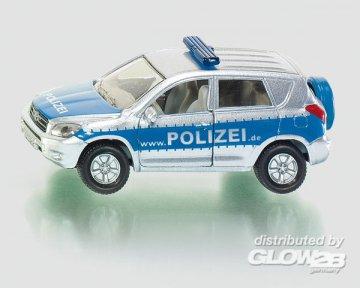 Polizei-Geländerwagen · SIK 1403 ·  SIKU