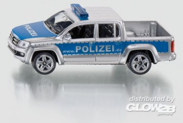 Polizei-Pick-Up · SIK 1406 ·  SIKU