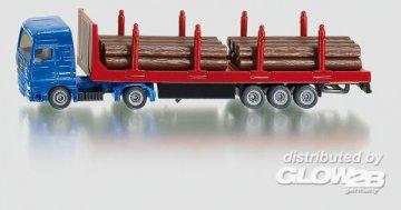 Holz-Transport-LKW · SIK 1659 ·  SIKU