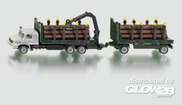 Holz-Transport-LKW · SIK 1804 ·  SIKU