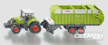 Traktor mit Ladewagen · SIK 1846 ·  SIKU