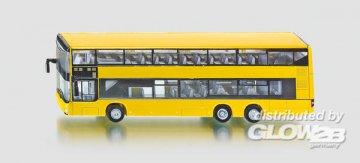 MAN Doppelstock Linienbus · SIK 1884 ·  SIKU