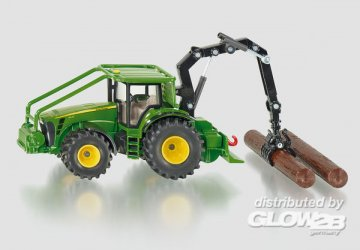 John Deere Forsttraktor · SIK 1974 ·  SIKU