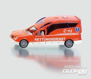 Krankenwagen · SIK 2107 ·  SIKU