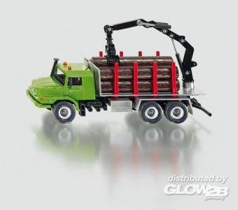 Holz-Transport-LKW · SIK 2714 ·  SIKU