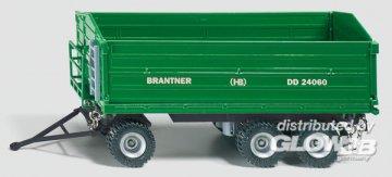 Brantner Dreiachs-Dreiseitenkipper · SIK 2877 ·  SIKU