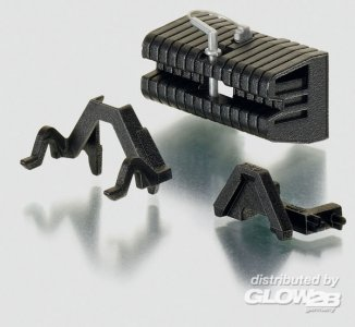Adapter-Set mit Frontgewicht · SIK 3095 ·  SIKU