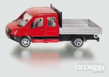 Transporter mit Pritsche · SIK 3538 ·  SIKU