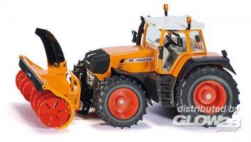 Traktor mit Schneefräse · SIK 3660 ·  SIKU