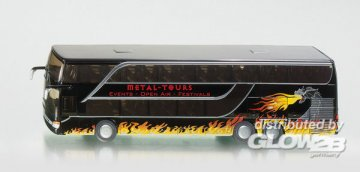 Setra Doppelstock-Reisebus · SIK 3732 ·  SIKU