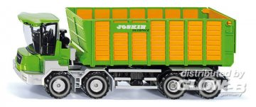 Joskin Cargotrack mit Ladewagen · SIK 4064 ·  SIKU