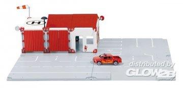 Themenpackung Feuerwehr · SIK 5502 ·  SIKU