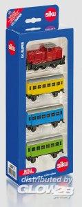 Geschenkset Eisenbahn 1 · SIK 6291 ·  SIKU