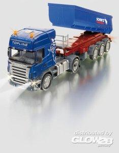 Scania m.Muldenkipper Set m.Fernsteuermo · SIK 6725 ·  SIKU