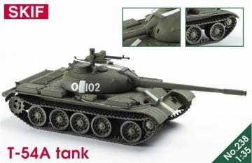 T-54A tank · SF 238 ·  Skif · 1:35