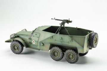 BTR-152 with DShK machine-gun · SF MK240 ·  Skif · 1:35