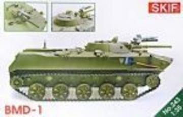 BMD-1 · SF MK243 ·  Skif · 1:35