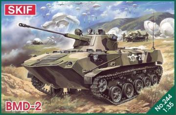 BMD-2 Soviet landing combat vehicle · SF MK244 ·  Skif · 1:35